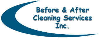 Before and After Cleaning Services, Inc.